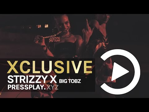 Strizzy Ft. Big Tobz - Zinadene (Music Video) Prod. By Blasian Beats | Pressplay