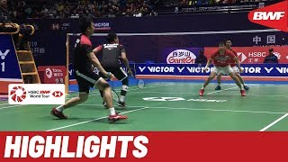 Download VICTOR China Open 2019 | Finals MD Highlights | BWF 2019 Video