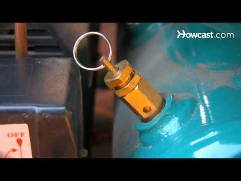 How to Use an Air Compressor