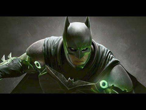 Injustice 2: Batman Suits Up