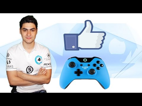 THE BEST Gamepad / Controller for FIFA / BEST GRIP & Analogs-Thumbsticks for FIFA / SCUF ONE Review