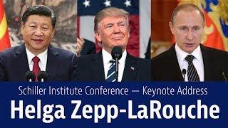 A Dialogue of Three Presidencies: Trump, Putin, Xi Jinping