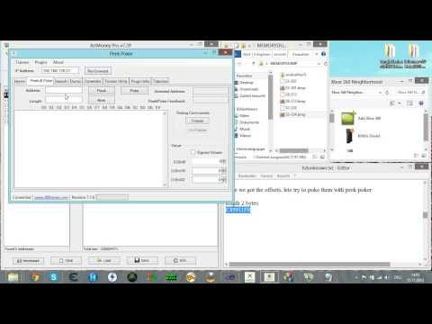 006 How to Dump Search and Set Breakpoint in Ram Memory 1