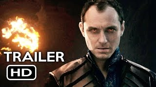 King Arthur: Legend of the Sword Official Teaser Trailer (2017) Charlie Hunnam Action Movie HD