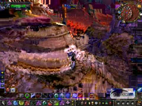 how to get on the black  smith in honor hold world of warcraft