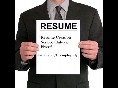 The Best The Resume Creation Service!