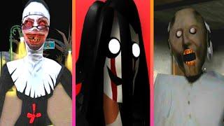 Evil Nun Vs Entity Vs Granny
