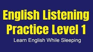 Learn English While You Sleep ☆ Fast Vocabulary Increase ☆ Learn