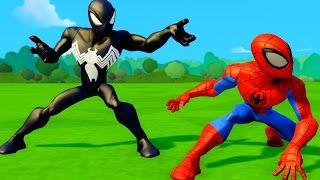 Тачки с человеком пауком смотреть