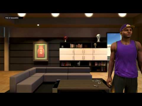 NBA 2k15: MyCareer Shoe Deal (Nike)