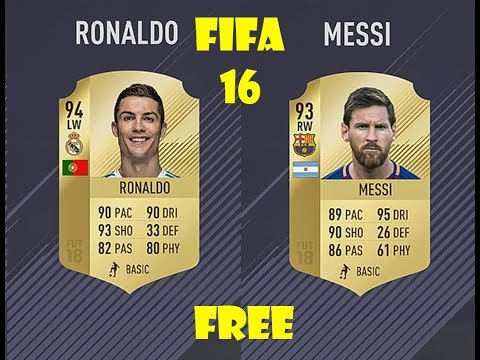 How To Get MESSI or RONALDO for FREE in FIFA 16 Ultimate Team Android