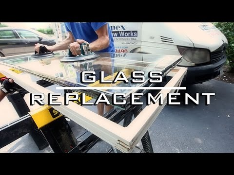 WOOD WINDOW GLASS REPLACEMENT  [IMPRO]