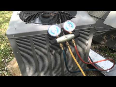 HVAC Addict Proper R22 Charge