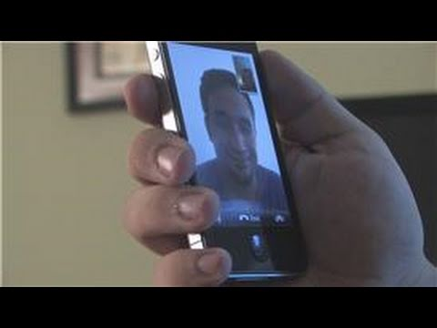 IPhone 4 : How to Use FaceTime for iPhone 4