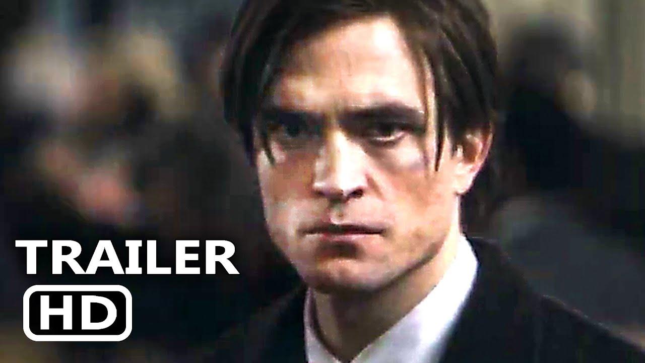 THE BATMAN Trailer (2021) Robert Pattinson Movie