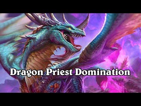 hearthstone dragon priest domination 2016