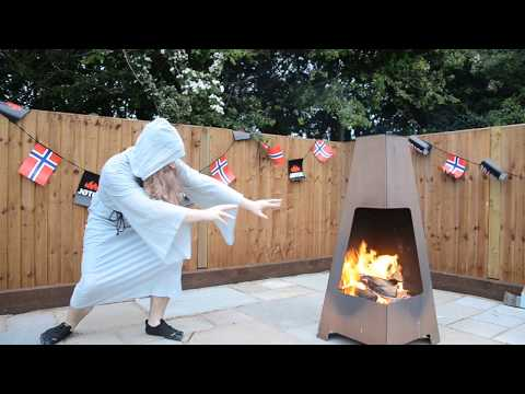 Norwegian National Day 2017 at Fireplace Products (Wizard edition)