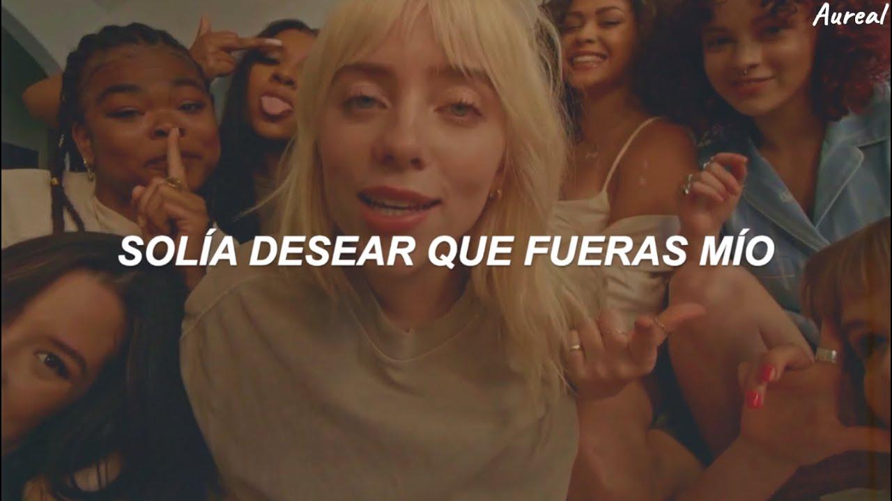 Billie Eilish - Lost Cause (Traducida al Español) | video oficial