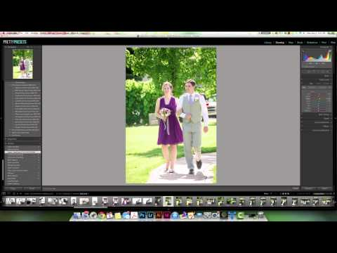 How to Change Yellow Grass to Green Grass in Lightroom