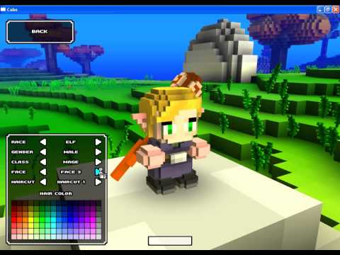 Como Jogar Cube World Pirata (Funcionando 100% download torrent)