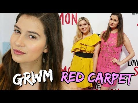 GRWM: Red Carpet Movie Premiere! Love, Simon! (ft. Katherine Langford)