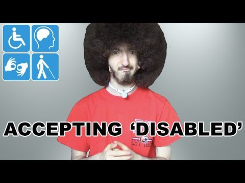 Why Do I Now Accept 'Disabled'? Clearing Up the Stigma
