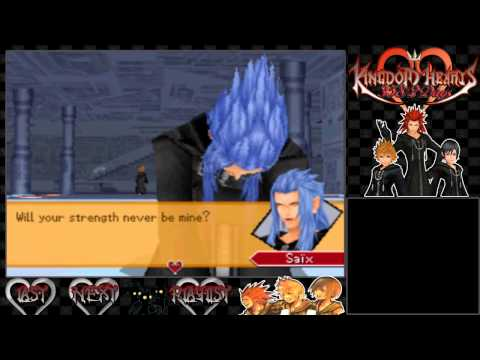 Kingdom Hearts 358/2 Days - [Days 354-357] Part 33