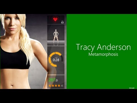 Announcing Xbox Fitness