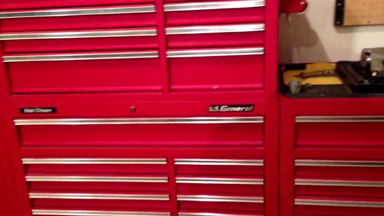 Snap-On vs harbor freight tool boxes!