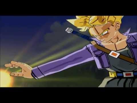 DBZ Budokai 3 Super Saiyan Future Trunks Big Bang Attack Mod [HD]