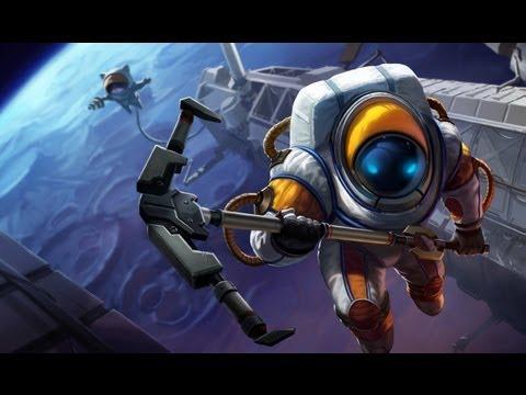 League of Legends - Diamond Nautilus
