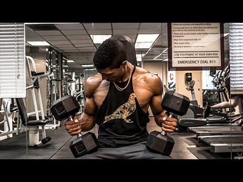 2 Exercises To Build Rounded And Ripped Delts