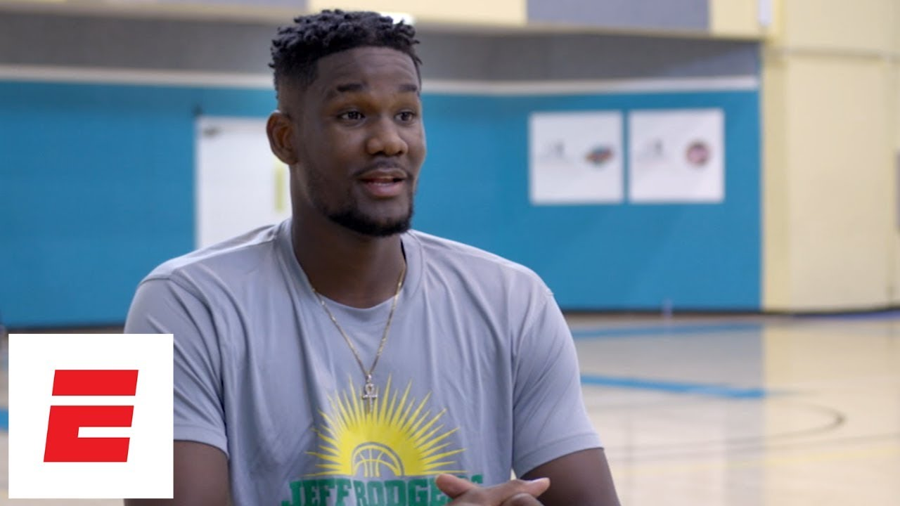 DeAndre Ayton on growing up in Bahamas, path to NBA stardom | SportsCenter