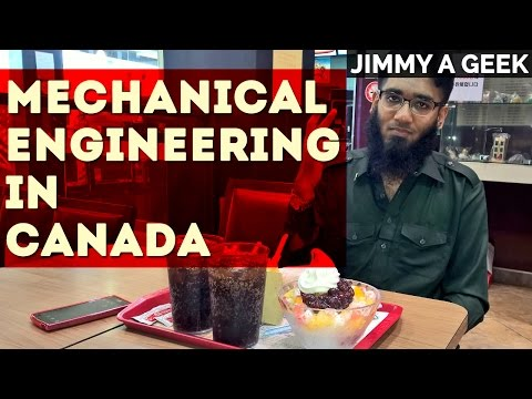 🍁Is Getting a Job Difficult with Master in Mechanical Engineering in Canada ?