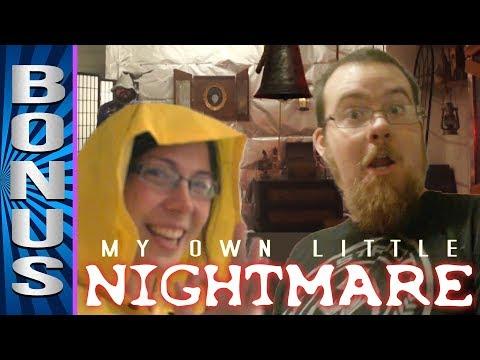 ESCAPE THE MAW! (Little Nightmare Escape Room Challenge)
