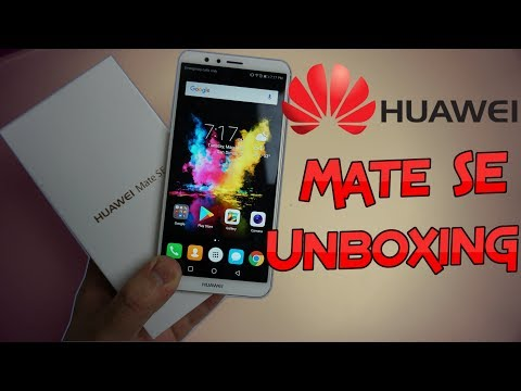 Huawei Mate SE Unboxing | Best Budget Phone Of 2018?