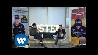 #WarnerSquad LIVE - Max Pezzali interviewed by Shade