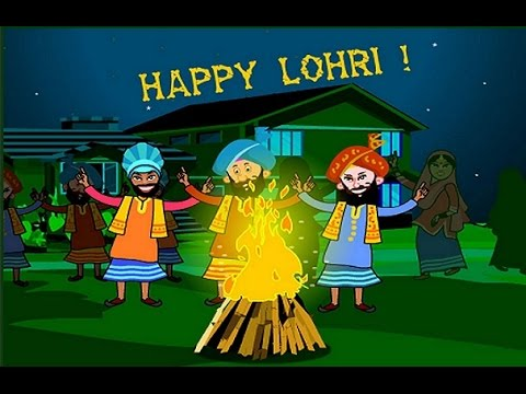 Happy Lohri 2018 Videos For Whatsapp