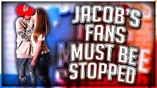 JACOB SARTORIUS FANS MUST BE STOPPED!