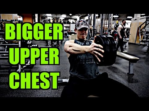 Top 5 Exercises to Build Upper Chest
