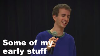 Benny Feldman Stand-Up   One-Liners With Tourette's (2017)