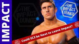 Could EC3 be the Next to Leave Impact Wrestling?   The Impact Lounge