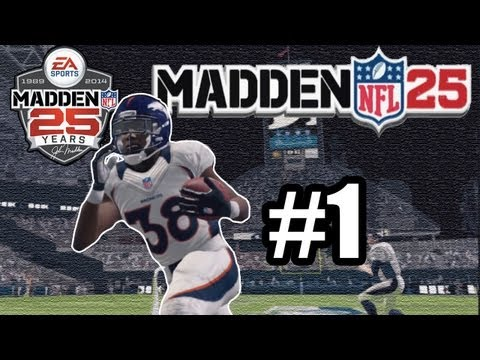 Madden 25 :-: Connected Franchise Episode 1 :-: Beginning The Journey
