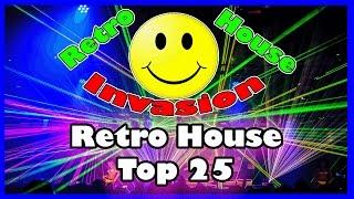 Retro House Invasion Top 25