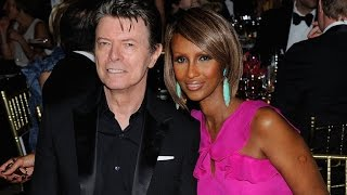 Iman Reflects on Life With David Bowie: I