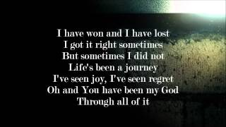 Colton Dixon - Through All of It [Lyrics] [HD]