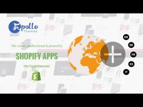 [ Ap Multi-language Shopify Apps] Config Box Language Translation - apollotheme.com
