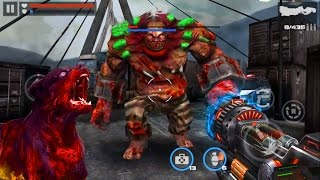 DEAD TARGET: Zombie || Rank 43 - Kill 4 BOSS and Completed Mission 「Android Gameplay」