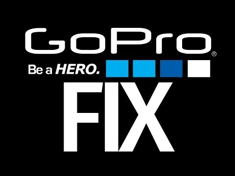 GoPro importer not working - videos pictures are not transferring - how to fix
