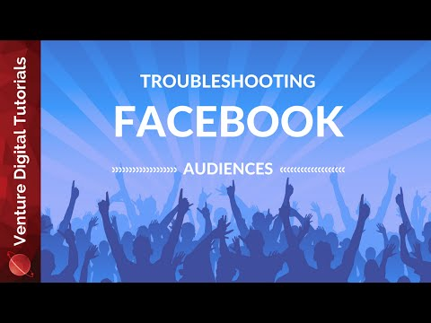 Fix Facebook Custom Audience Growth Problems (Pixel) - How To